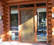Copper With Sidelites and Transom