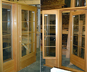 French Door - Single with Opening Casement Sidelite