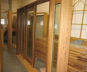 Sliding Door - Single Slider with Fixed Sidelites